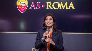 Presentazione nuova sede Roma, Raggi bersagliata sui social network