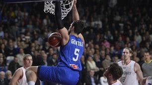 Basket, Mondiali: l'Italia domina l'Ungheria e va in Cina