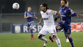 Serie B Verona-Salernitana 1-0. Decide la rete di Pazzini