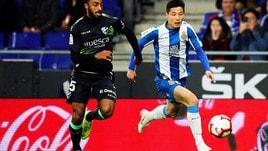 Liga: sorpresa Huesca, bloccato l'Espanyol