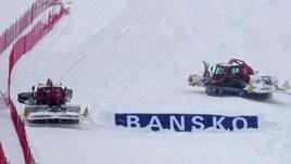 Coppa del Mondo di sci, annullato il SuperG maschile di Bansko