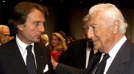 Montezemolo: «Juve, fino alla fine. Ferrari, Binotto farà bene»