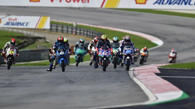 Moto2, Binder davanti a tutti nei test di Jerez