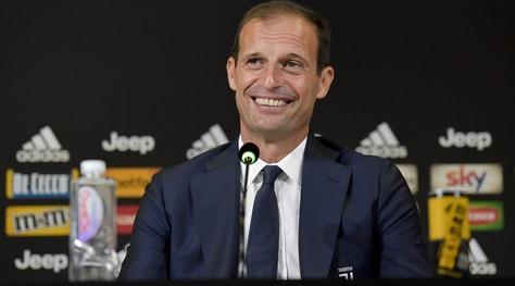 Juventus, Allegri: «Con l'Atletico possiamo passare. Ronaldo in dubbio per il Bologna»