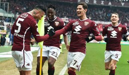 Torino, doppio colpo all'Atalanta: 2-0 e aggancio europeo
