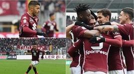 Torino piega l'Atalanta: decidono i gol di Izzo e Iago Falque
