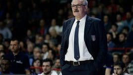 Basket, Italia: Sacchetti ct fino al 2021