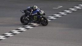 MotoGp, Test Qatar: Vinales più veloce, Rossi quinto