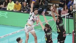Volley: Superlega, Trento vince nettamente l'anticipo con Padova