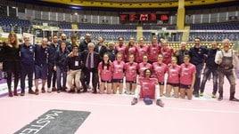 Volley: A2 Femminile, il Cus Torino vince il derby con Mondovì