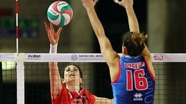 Volley: A1 Femminile, Scandicci supera Busto solo al tie break