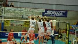 Volley: A2 Maschile, Girone Blu, Catania corsara a Cisano Bergamasco