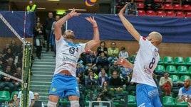 Volley: A2 Maschile, Girone Blu, Cuneo sbanca Pordenone