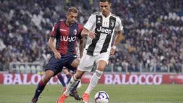 Diretta Bologna-Juventus ore 15: le formazioni ufficiali e come vederla in tv