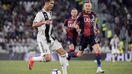 Diretta Bologna-Juventus ore 15: dove vederla in tv e le probabili formazioni