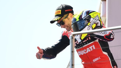 SBK Aruba.it - Ducati, Bautista: «Weekend perfetto»