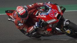 MotoGp test Qatar, Dovizioso: «Risultati convincenti»