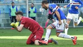 Scintille Cragno-Quagliarella: lo sfogo del capitano della Sampdoria