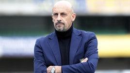 Serie A Chievo, Di Carlo: «Abbiamo chiuso la gara con cinque attaccanti»