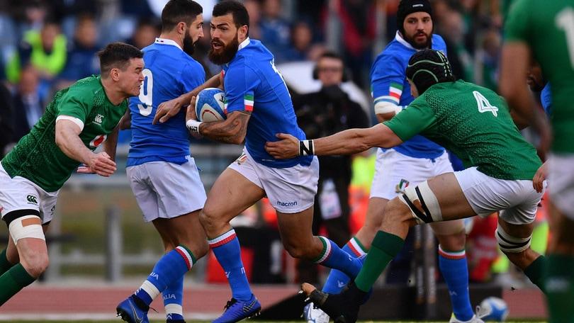 Rugby Sei Nazioni: la migliore Italia non basta. L'Irlanda vince in rimonta 16-26