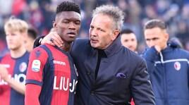 Serie A Bologna, per Mihajlovic la salvezza passa per il Dall'Ara