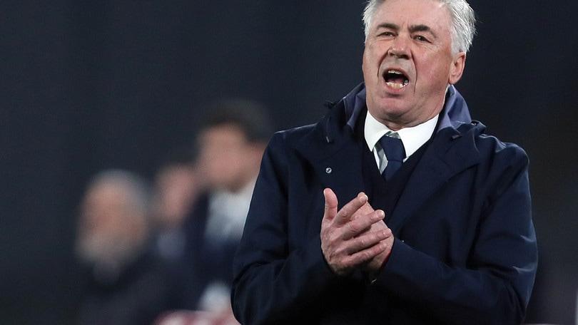 Napoli, Ancelotti: «Scudetto? Nulla è ancora deciso»