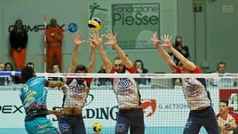 Volley: Superlega, Perugia vince a Monza e resta leader