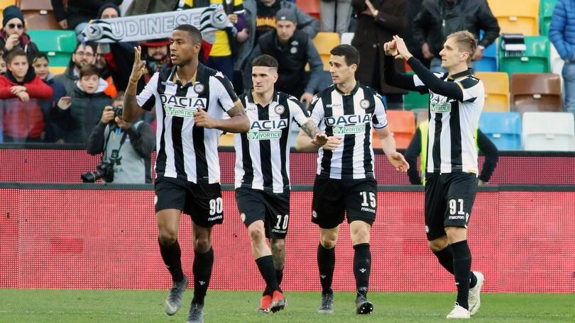 Udinese, allenamenti sospesi per Coronavirus