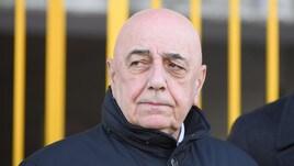Serie C Monza, Galliani: «Obiettivo? La promozione in serie B»