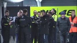 MotoGp: Rossi delude nel day2