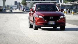 VIDEO Mazda CX-5: il SUV del silenzio