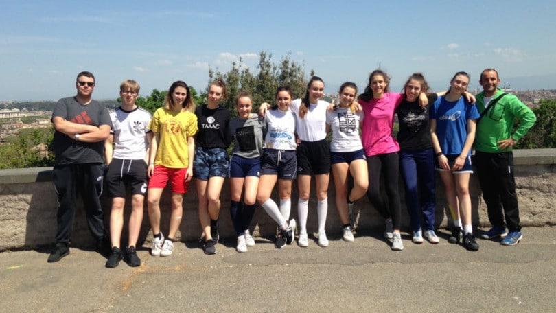 Volley: Volley Scuola, il Francesco d'Assisi ricorda Federica Stiffi