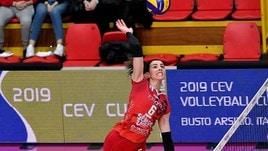 Volley: Cev Cup, Busto in Ungheria per la semifinale di andata