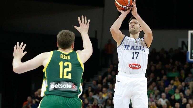 Basket: Italia, sconfitta indolore in Lituania