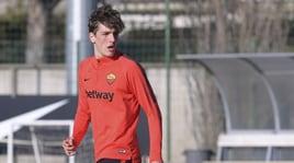 Roma, Zaniolo torna in gruppo. Massara a Torino per le seconde squadre