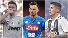 Dribbling, la classifica dei migliori: ci sono tanti 'italiani'
