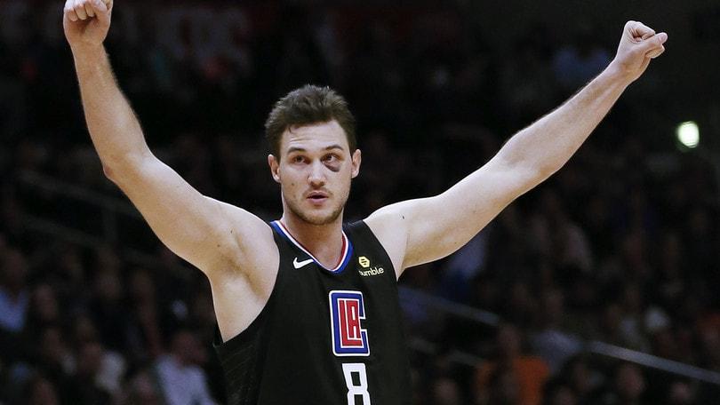 NBA, Belinelli e Spurs ko. Successo per i Clippers: 20 punti di Gallinari