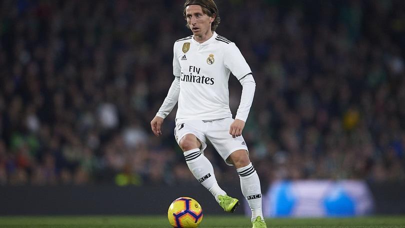 «Modric ha rinnovato col Real prima del Pallone d'Oro!»