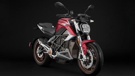 SR/F, ecco la novità della Zero Motorcycles