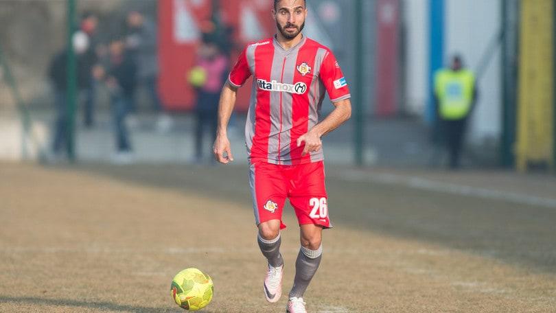 Calciomercato Gubbio, preso l'ex Cremonese Ferretti