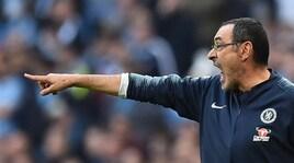 Chelsea, Sarri: «Non vogliamo uccidere Kepa. La squadra mi rispetta»