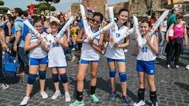 Volley: La Fipav Roma lancia il contest il rap del volley S3