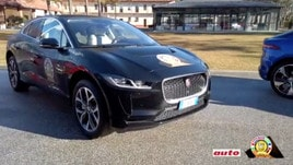 Auto dell'anno 2019: la Jaguar I-Pace VIDEO