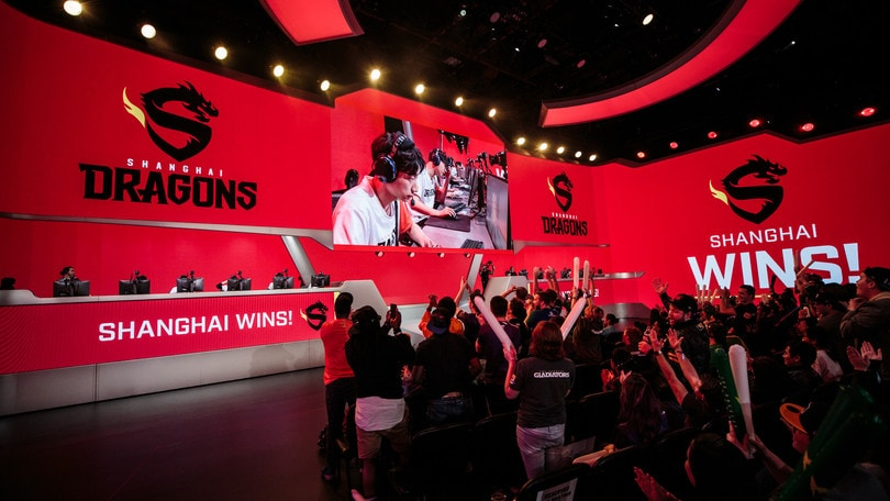 Overwatch League: la Week 2 festeggia gli Shanghai Dragons