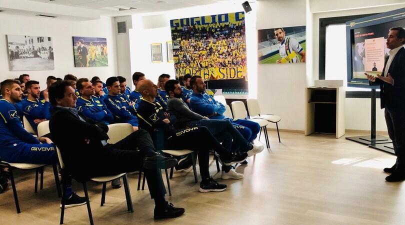 Integrity Tour, nuova tappa con il Chievo