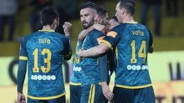 Serie B, Volta fa felice Bucchi: Benevento-Pescara 2-1