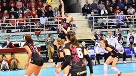 Volley: Cev Femminile, Busto domina la semifinale di andata
