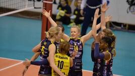 Volley: Champions Femminile, Conegliano batte Lodz e strappa il pass per i Quarti