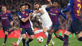 Diretta Real Madrid-Barcellona ore 21: dove vederla in tv e probabili formazioni