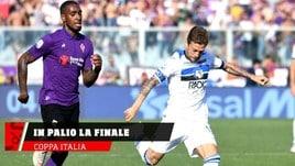 Coppa Italia, stasera Fiorentina-Atalanta